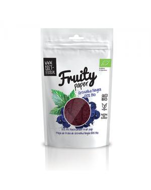 Polpa de fruta de Groselha Negra 100% Bio