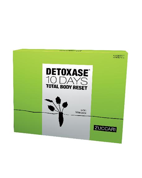 Detoxase 10 Dias Total Body Reset (Com Wasabi)