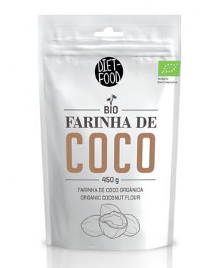 Farinha de Coco Bio