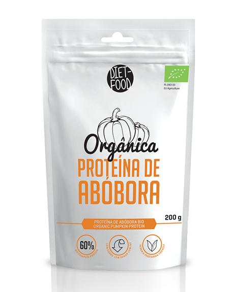 Proteína de Abóbora Bio