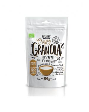 Granola Bio com Cacau
