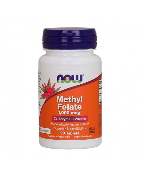 Methyl Folate 1000 mcg