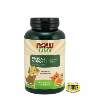 Pets Omega-3 (Cats & Dogs)