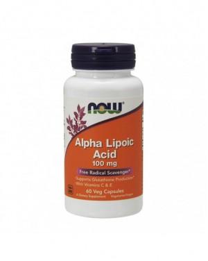 Alpha lipoic acid (ácido alfa lipóico) 600 mg
