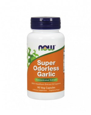 Alho sem odor - super odorless garlic 4000