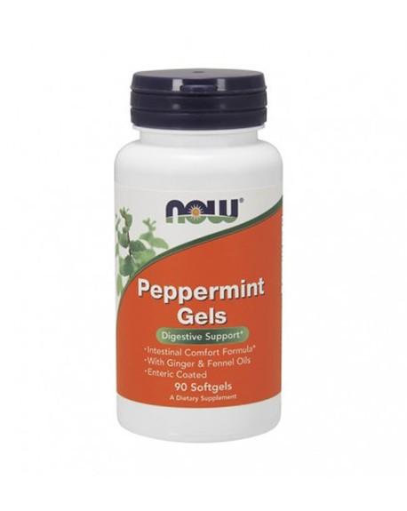 Peppermint gels (revestimento entérico)