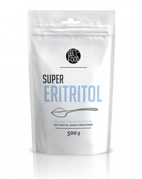 Adoçante de baixo indíce glicémico e calórico: super eritritol