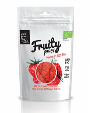 Polpa de fruta de Morango 100% Bio