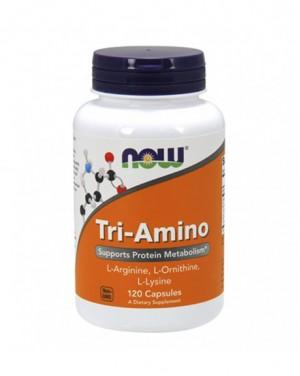 Desporto - tri-amino (l- arginine + l- ornithine  + l-lysine)