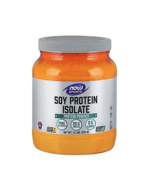 Soy protein isolate (proteína de soja isolada)