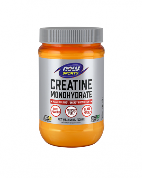 Creatine monohydrate pure powder