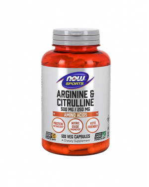 L- arginina/citrulina (arginine/citrulline)
