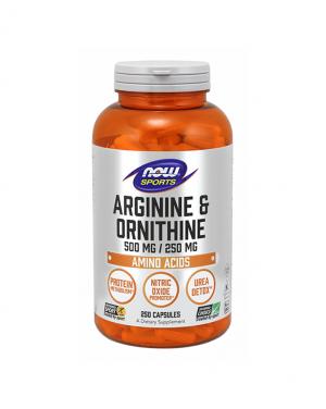 L- arginina/ornitina (arginine/ornithine)