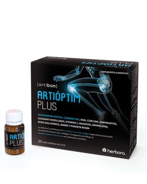 Artióptim Plus ampolas