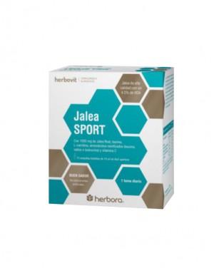 JALEA SPORT -  15 AMPOLAS DE 10ML