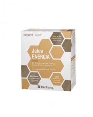 JALEA ENERGIA - 15 AMPOLAS DE 10ML