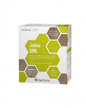 JALEA SML -  15 AMPOLAS DE 10ML