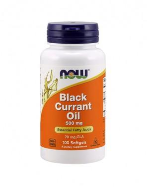 Groselha negra (óleo de groselha negra): black currant oil