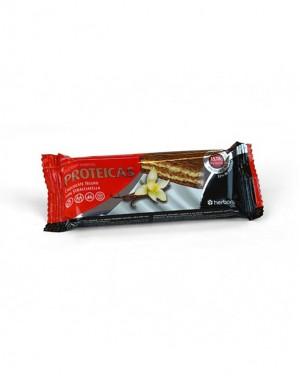 Barritas: chocolate leite com baunilha