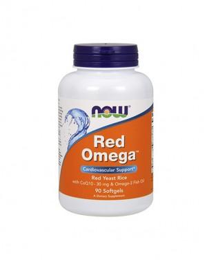 Red Omega (Ómega 3 + CO Q10 + Arroz Vermelho Bio)