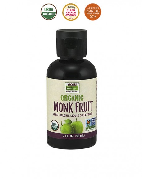 Monk Fruit Liquid, Organic