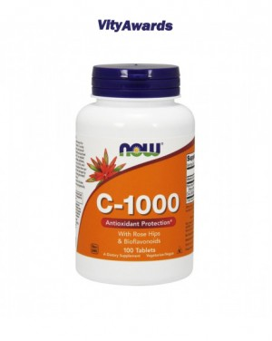 Vitamin C 1000 w/Rose Hips and Bioflavonoids