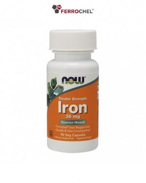 Ferro -  iron 36mg ferrochel®