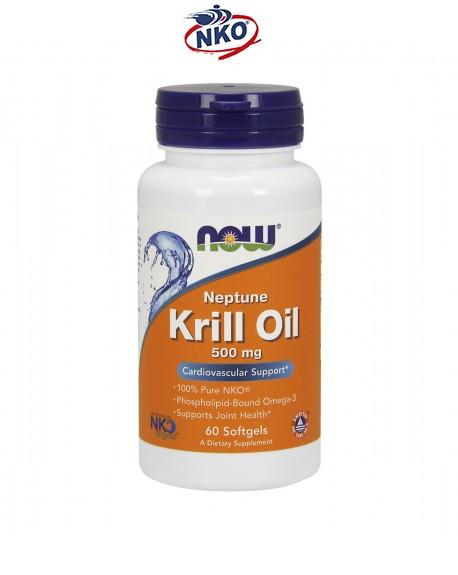 Krill oil neptune