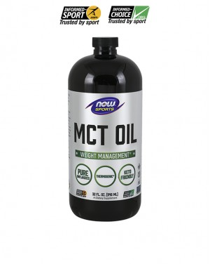 MCT (Medium Chain Triglycerides) 100 pct  OIL