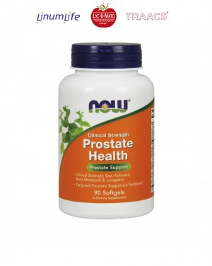 Prostate health clinical strength