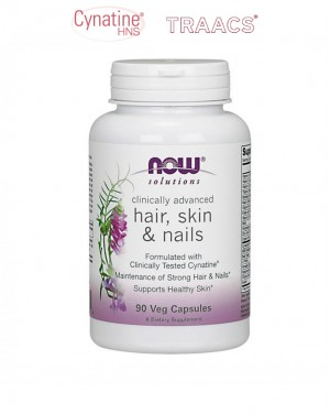 Clinically advanced hair, skin & nails
