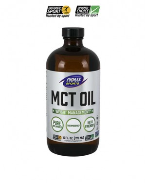 MCT (Medium Chain Triglycerides) Oil 473 ml