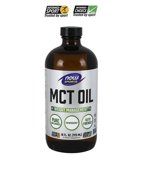 MCT (Medium Chain Triglycerides) Oil 473 ml