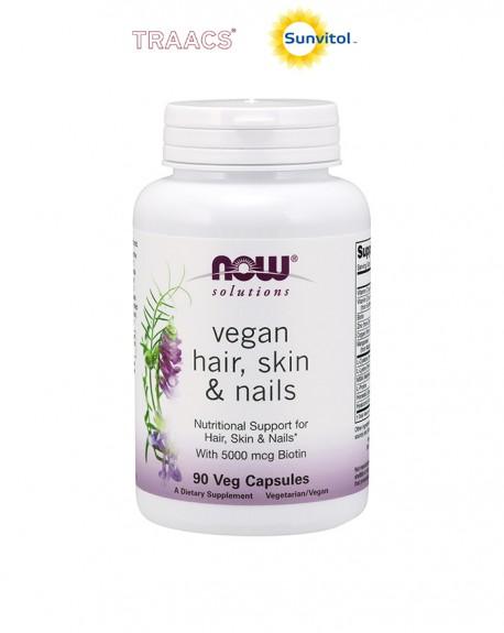 Hair, Skin & Nails, Vegan