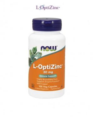 L-Optizinc® w/Copper (Zinco + Cobre)