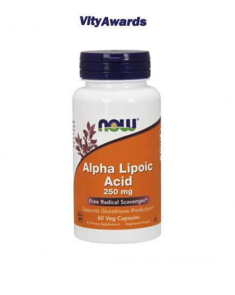 Alpha lipoic acid (ácido alfa lipóico)