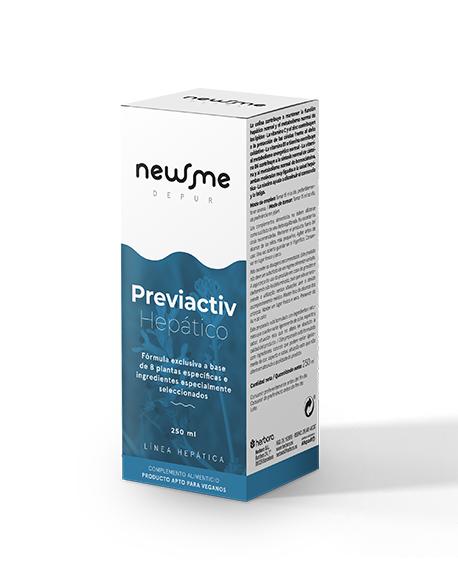 [Newme Depur®] Previactiv hepático