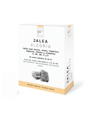 [Controlnerv] Jalea Alegria 15 ampolas de 10 ml