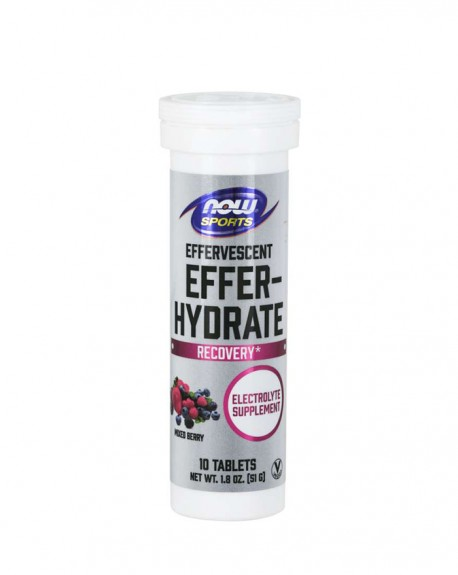 Effer-Hydrate Effervescent Mixed Berry