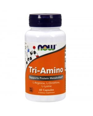 Tri-amino (l- arginine + l- ornithine + l-lysine)