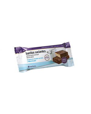 Barritas saciantes de iogurte [176 kcal]