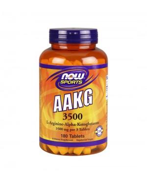 L- arginina: AAKG 3500 (l-arginina alfa-cetoglutarato)