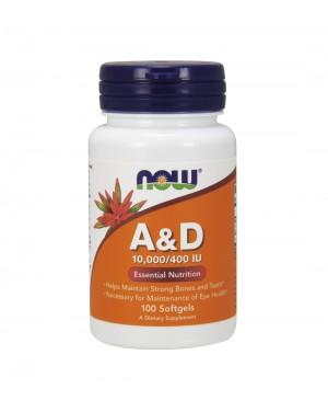 Vitamin A & D 10,000/400