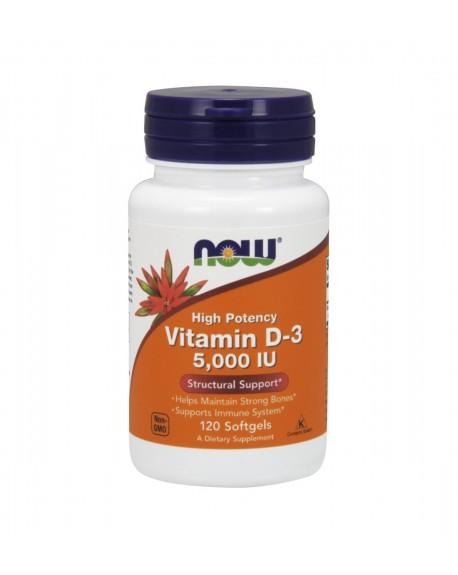 Vitamina D-3 5,000 u.i.