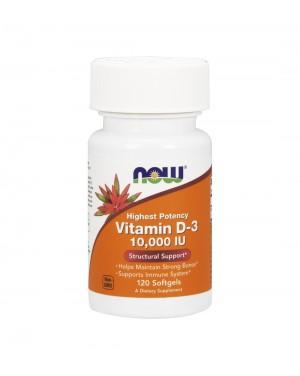 Vitamina D-3 10,000 u.i.