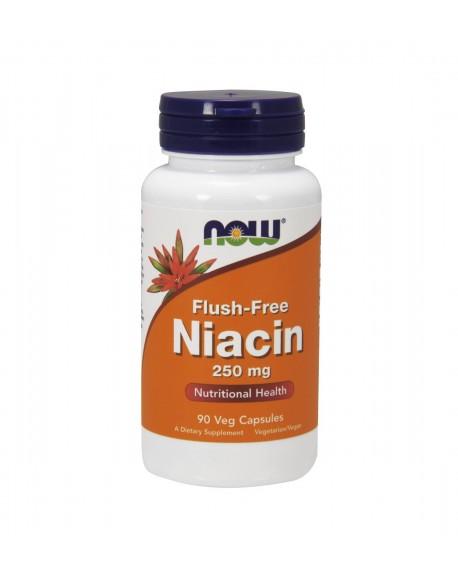 Niacin flush free (vitamina B-3)