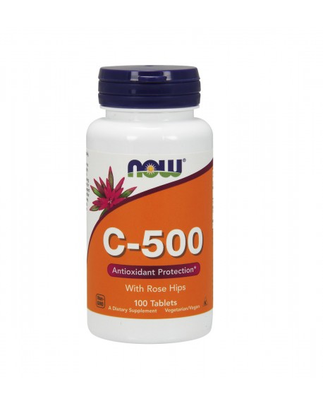 Vitamin C 500 rose hips