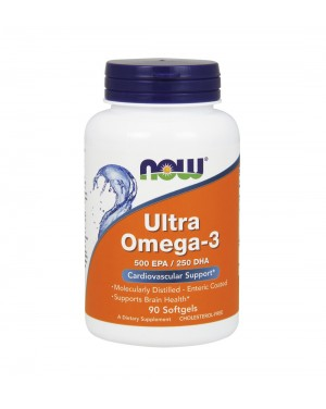 Ómega 3 - Ultra omega 3 fish oil