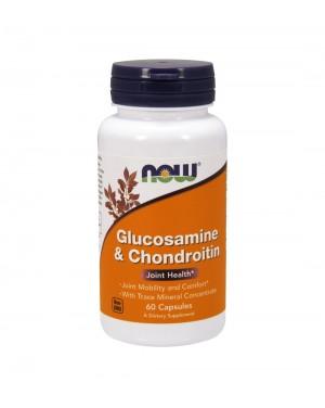 Glucosamina e condroitina