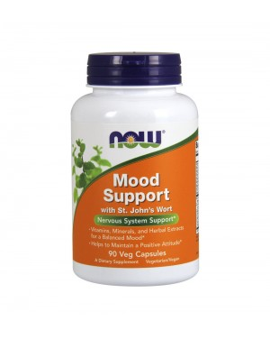 MOOD SUPPORT with ST JOHNS WORT (com HIPERICÃO)